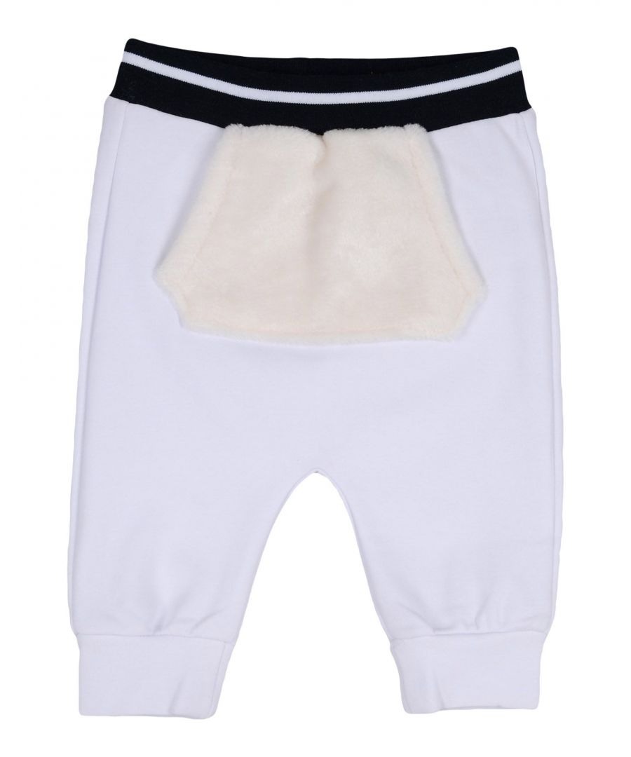 Image for TROUSERS Girl Silvian Heach White Cotton