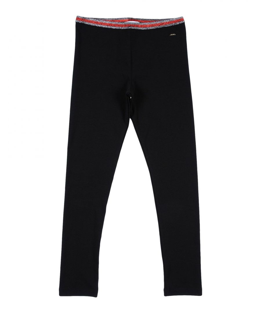 Image for TROUSERS Girl Pinko Black Cotton