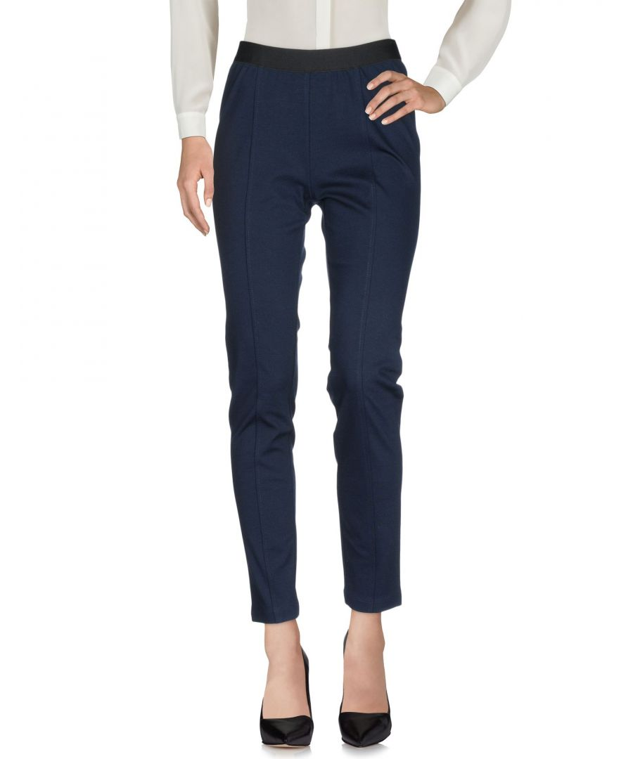 Image for Clips Dark blue Viscose Casual trousers