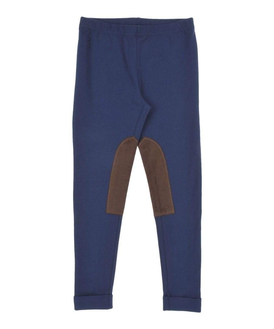 Image for TROUSERS Girl Ralph Lauren Dark blue Cotton