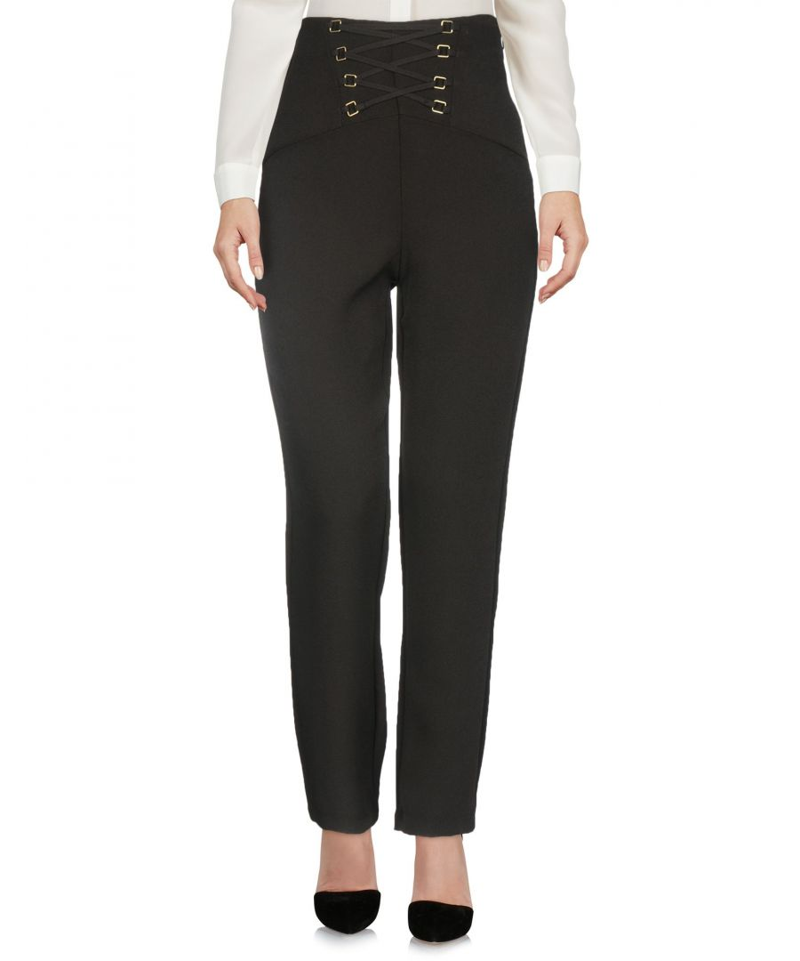 Image for Silvian Heach Black Tailored Trousers