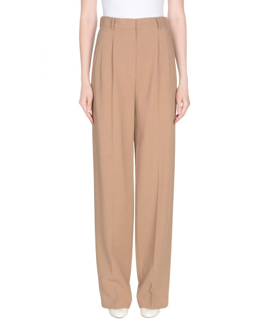 Image for Theory Khaki Tailored Trousers