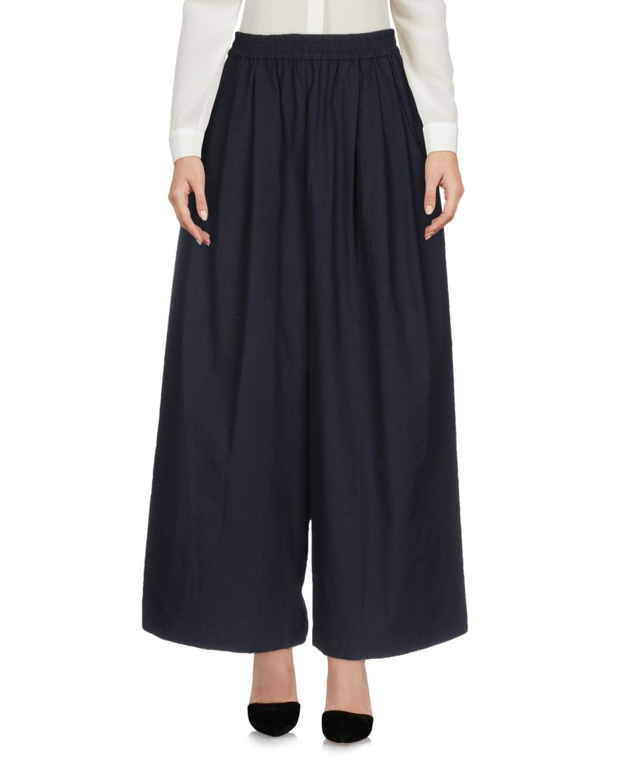 Image for Tome Dark blue Cotton Pantaloni