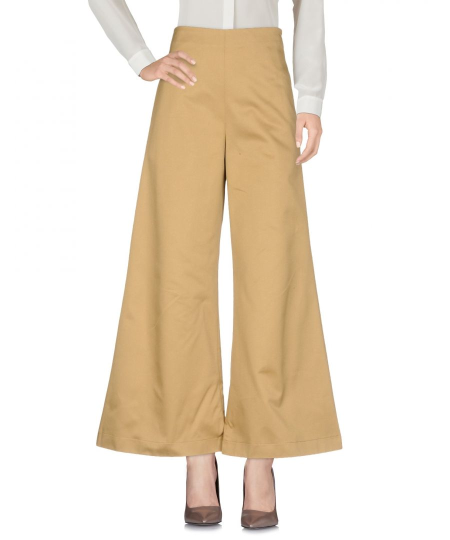 Image for TROUSERS Woman Barena Sand Cotton