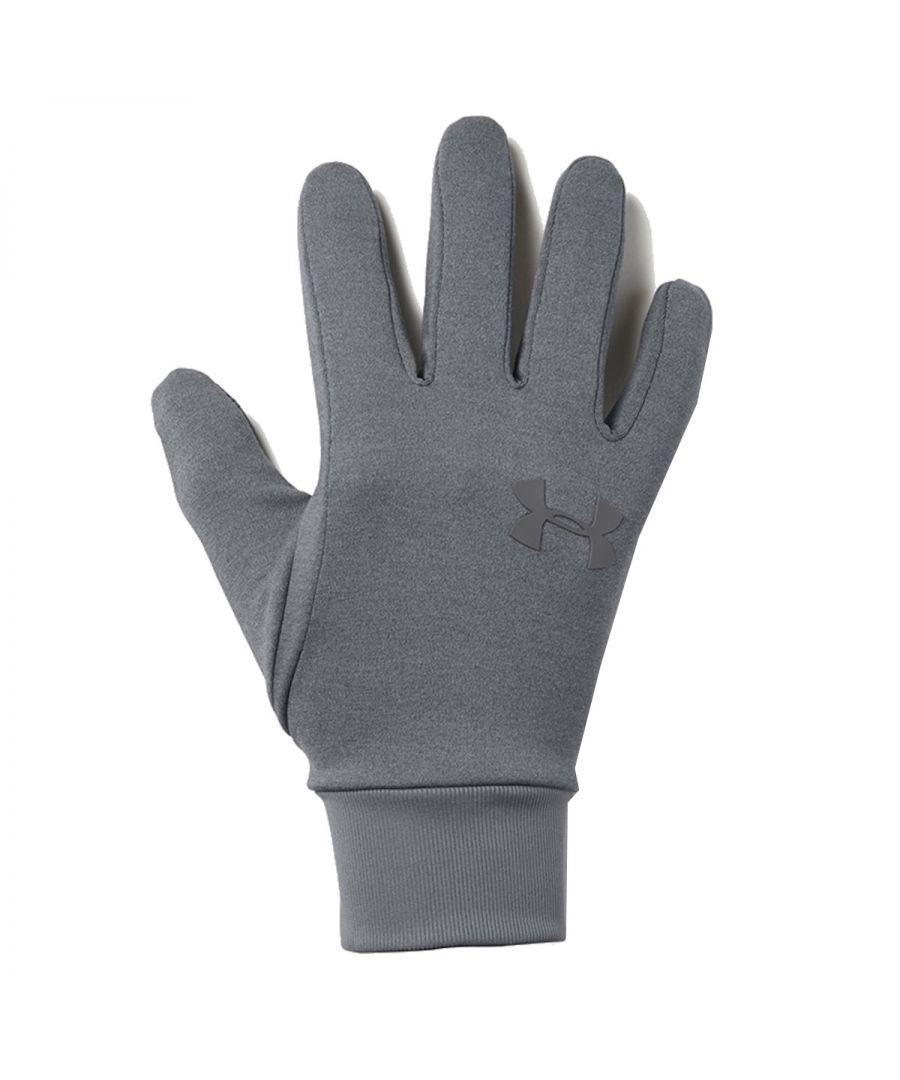 Image for Under Armour Liner 2.0 Mens Gloves Grey
