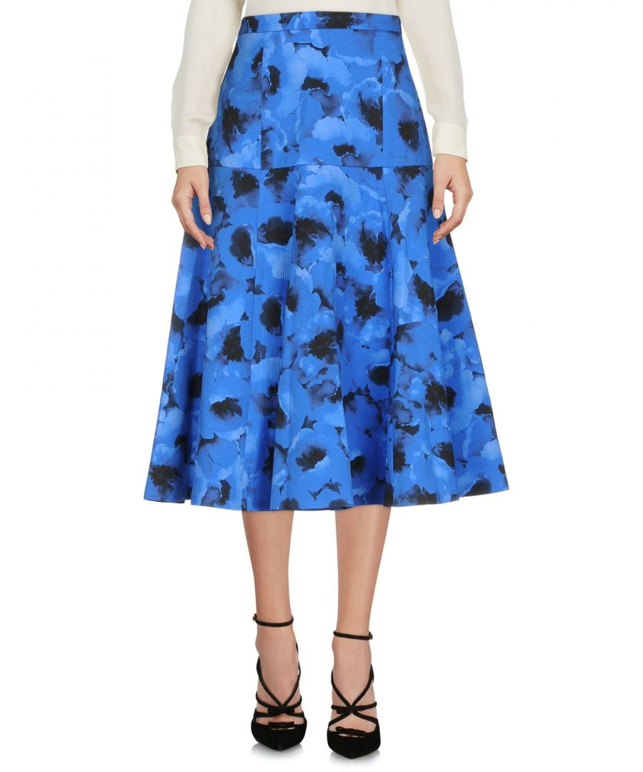 Image for SKIRTS Michael Kors Collection Blue Woman Cotton