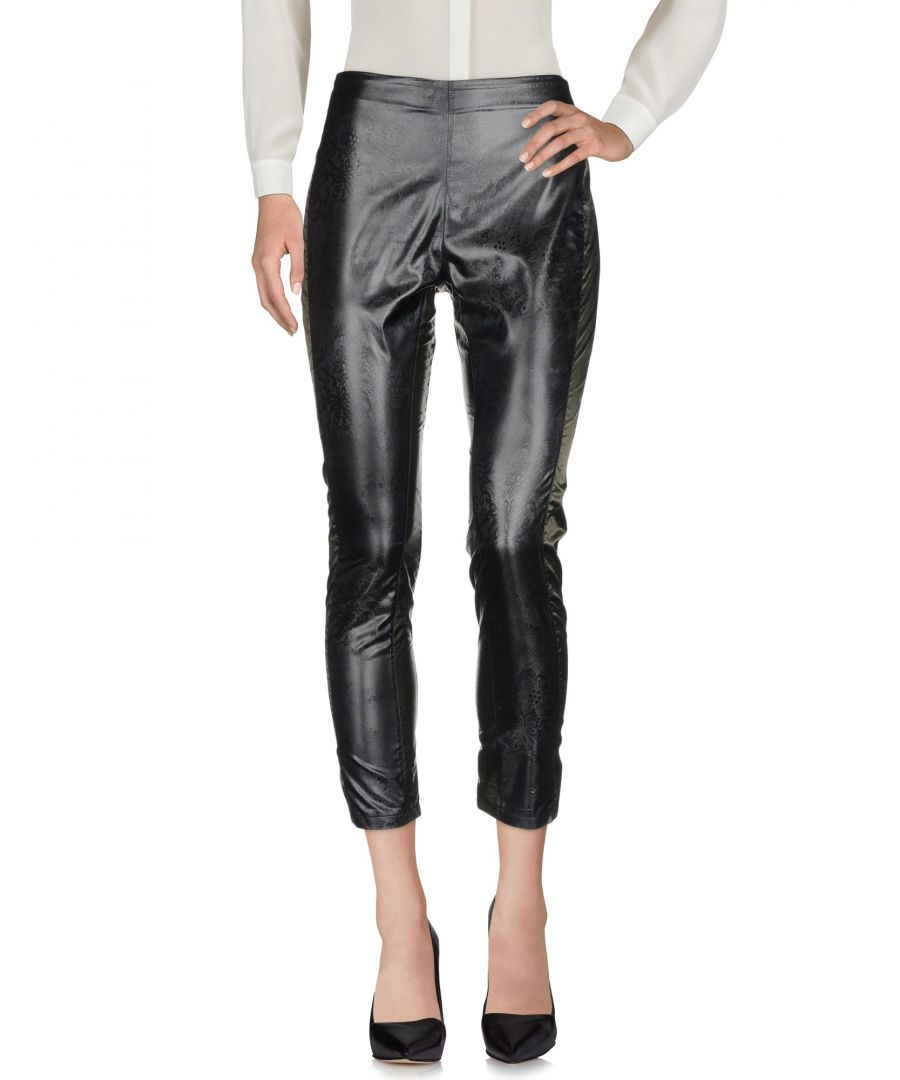 Image for Pinko Women's Casual Trousers Black Polyester