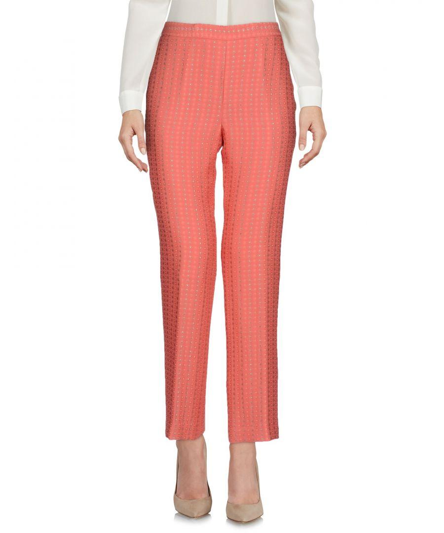 Image for TROUSERS Woman Aspesi Salmon pink Silk
