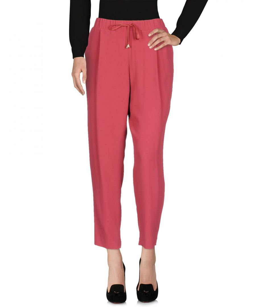 Image for Wtr Brick red Viscose Pantaloni