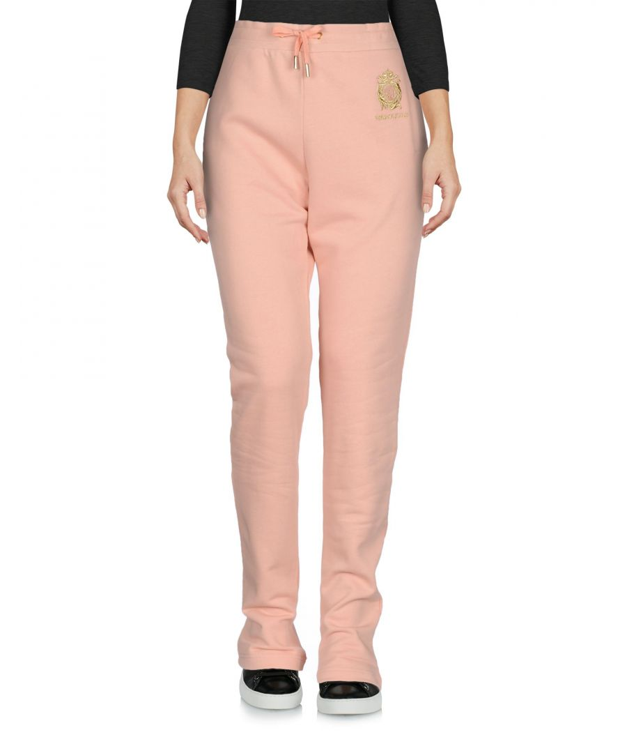 Image for Versace Jeans Pale Pink Logo Joggers