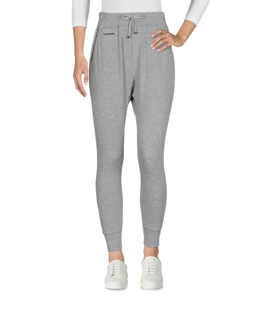 Image for Dsquared2 Grey Jersey Trousers