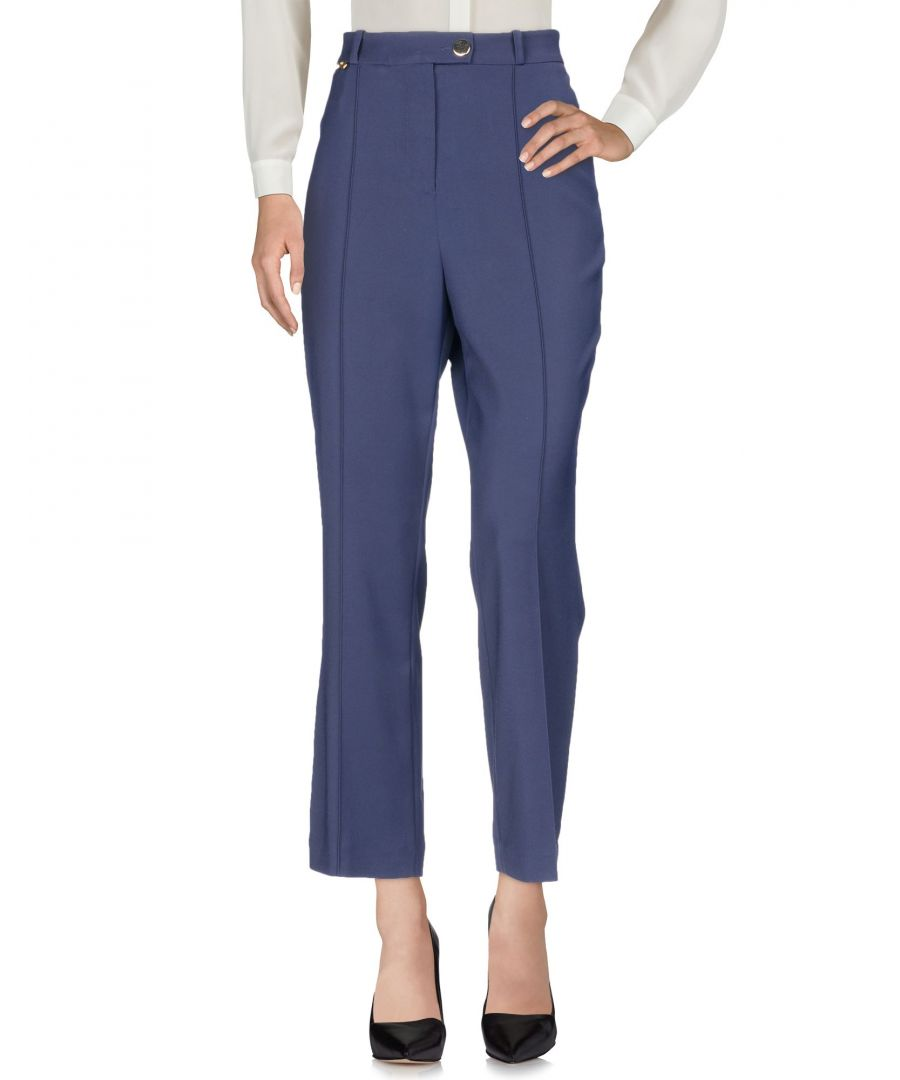 Image for TROUSERS Issa Dark blue Woman Viscose