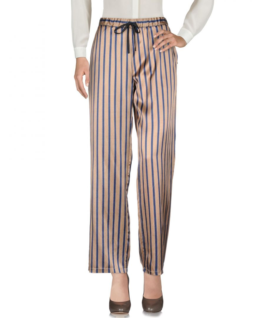 Image for TROUSERS Woman Maison Scotch Light brown Viscose