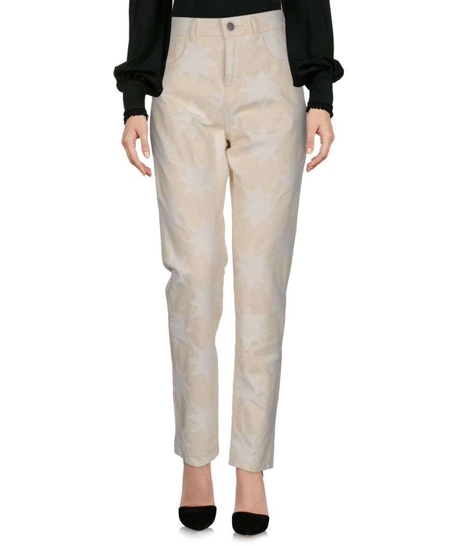 Image for TROUSERS Woman Maison Scotch Ivory Cotton