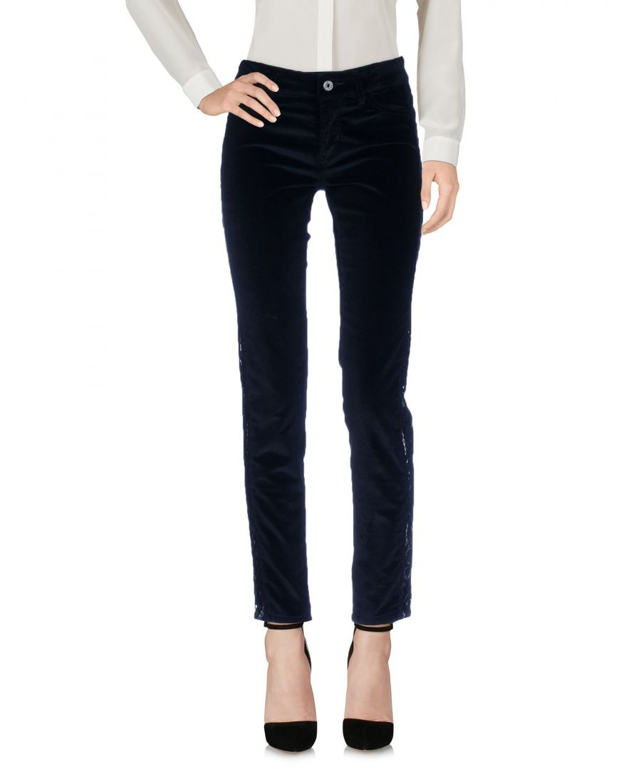 Image for Just Cavalli Woman Casual trousers Black Cotton