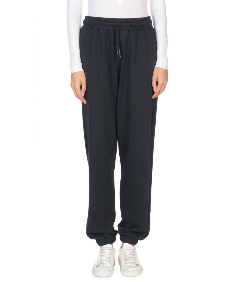 Image for Kith Black Cotton Joggers