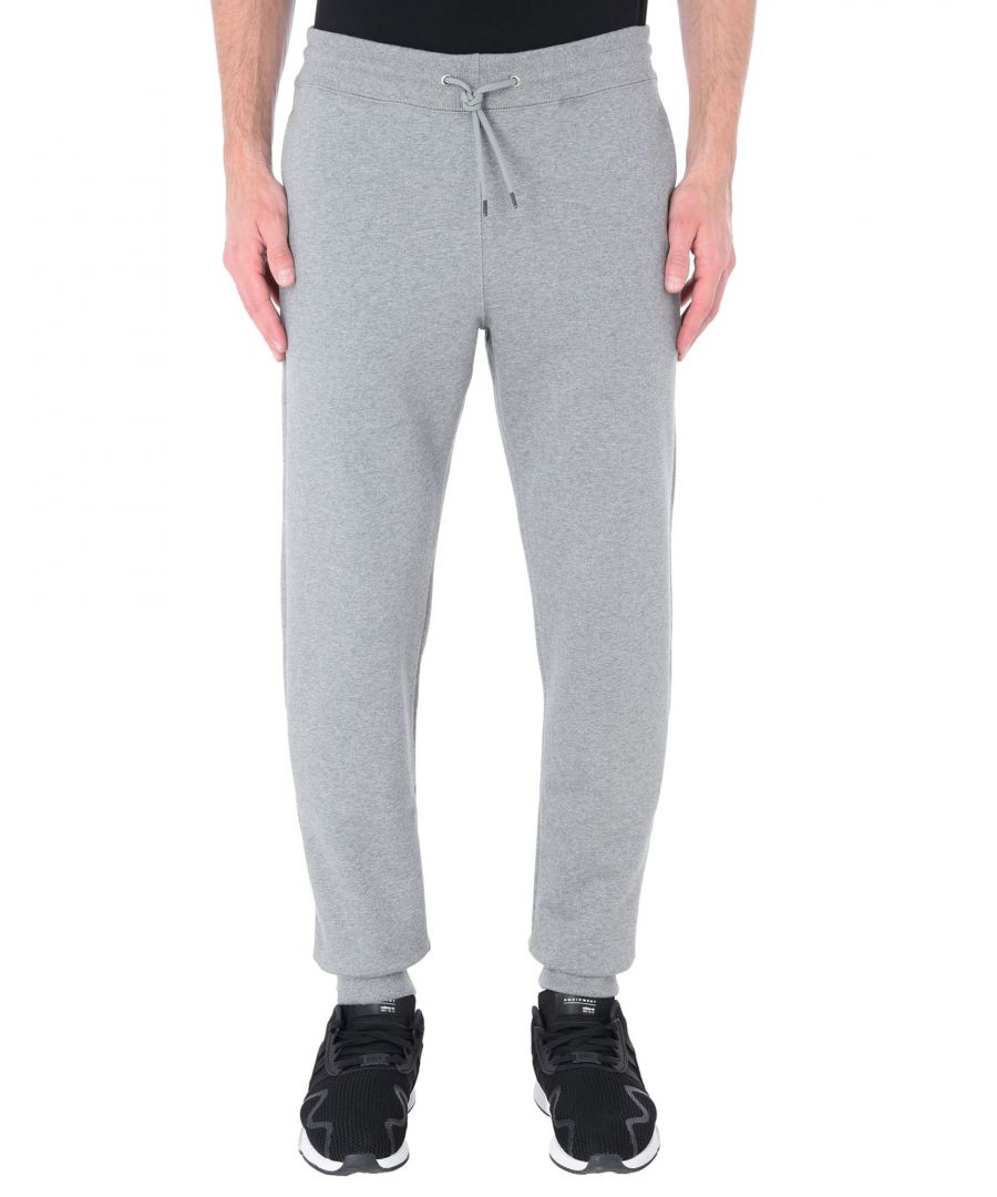 Image for Ps Paul Smith Grey Organic Cotton Joggers
