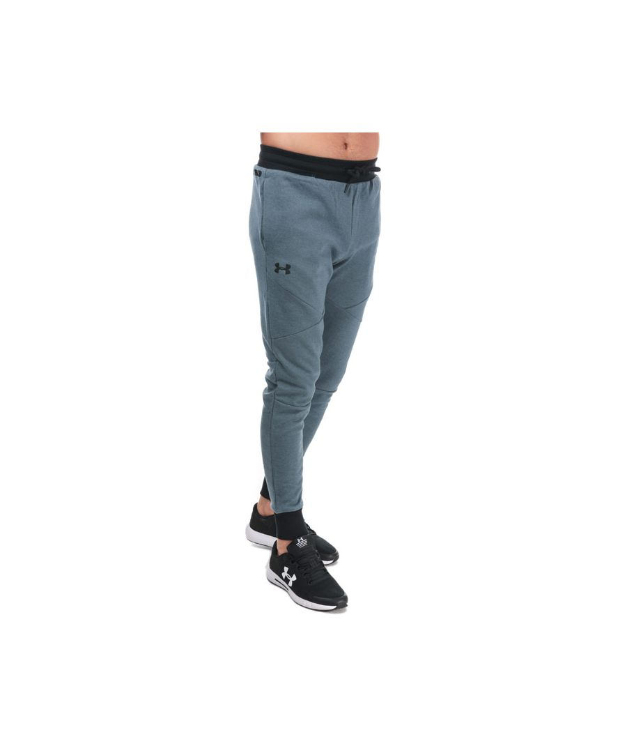 Image for Men's Under Armour Unstoppable Double Knit Joggers in Grey