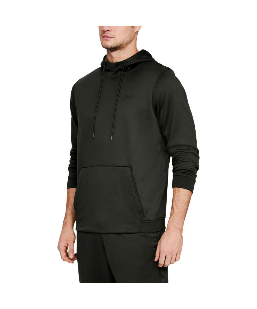 Image for Under Armour Mens Armour Fleece PO Wicking Training Sweater Hoodie