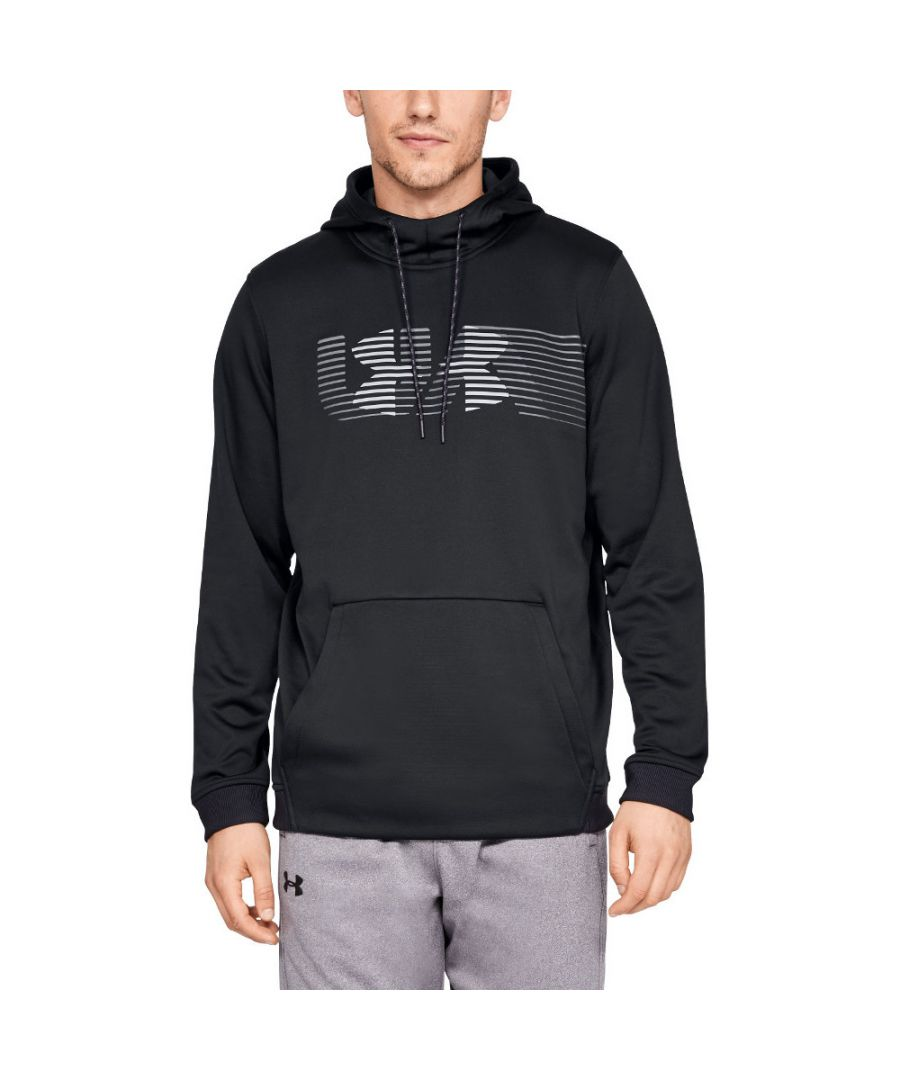Image for Under Armour Mens Armour Fleece Spectrum PO Lightweight Stretch Hoodie