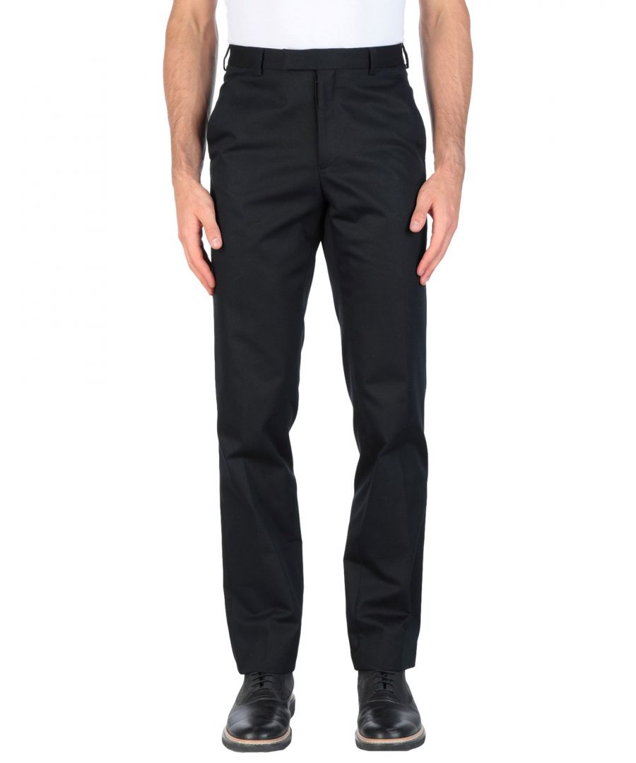 Image for Givenchy Black Cotton Trousers