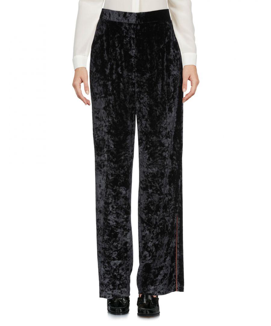 Image for Tonello Black Chenille Trousers