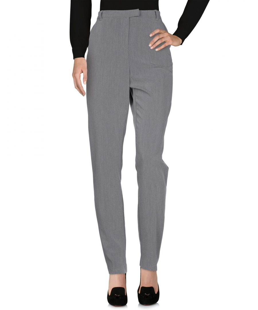 Image for Topshop Grey Tailored Trousers