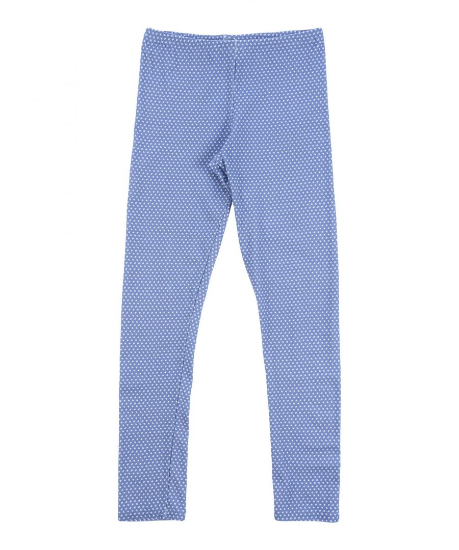 Image for TROUSERS Girl Manila Grace Azure Cotton