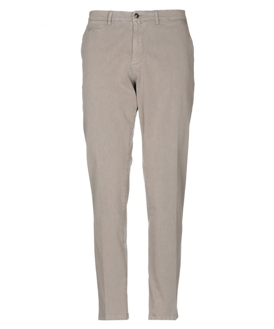 Image for Briglia 1949 Khaki Cotton Trousers