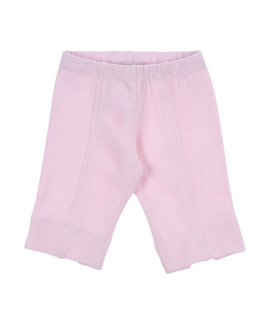 Image for TROUSERS Girl Monnalisa Pink Viscose
