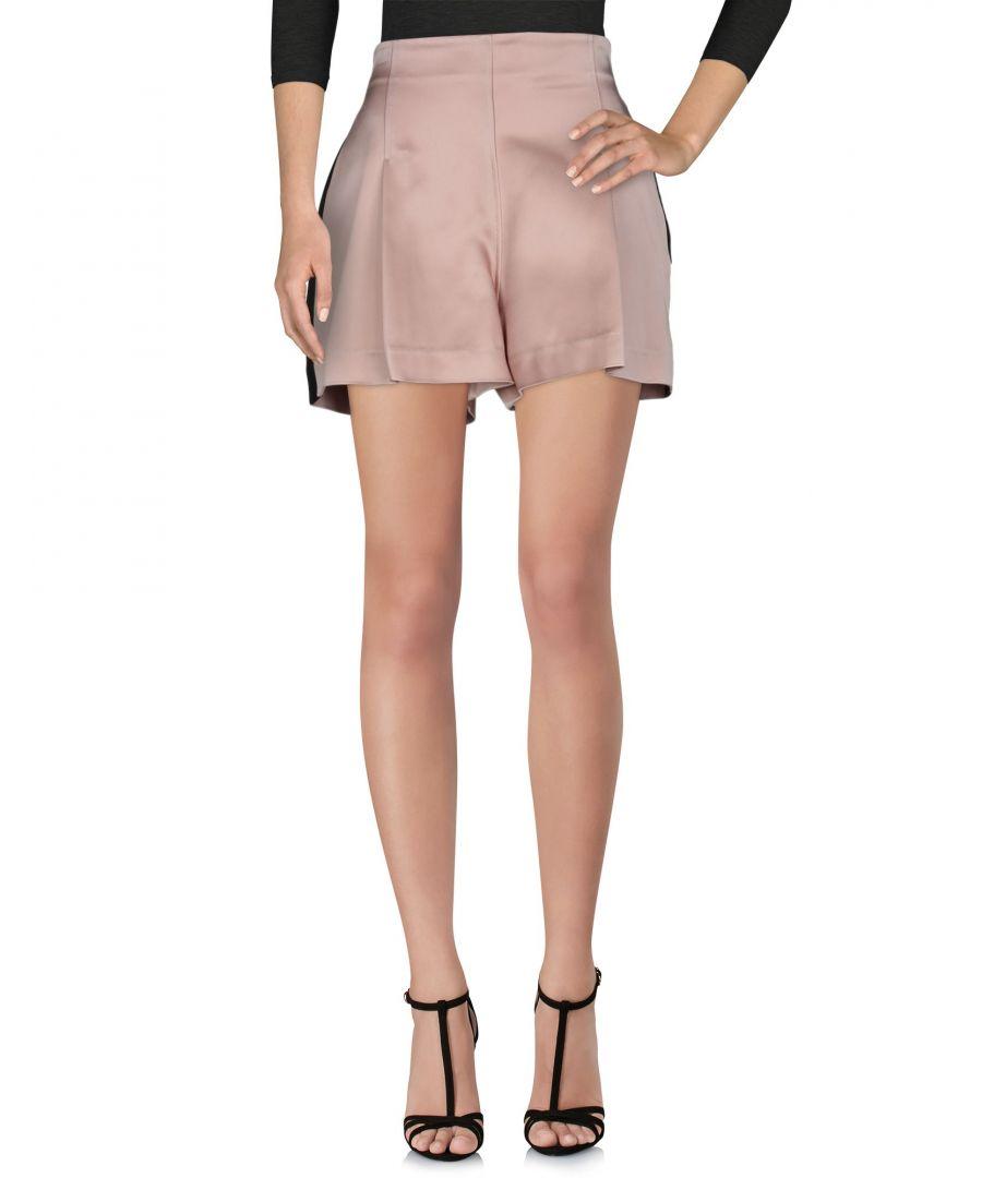 Image for Trousers Women's Diane Von Furstenberg Pale Pink Polyamid