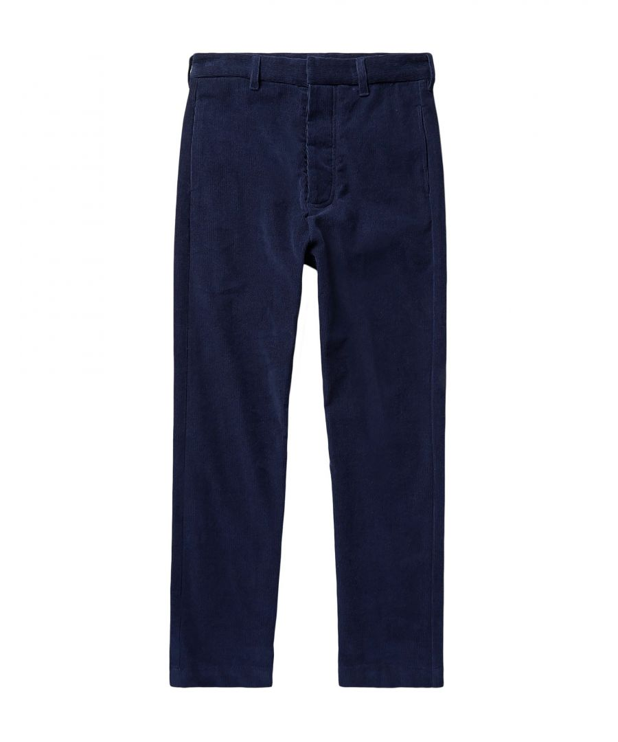 Image for Fanmail Dark Blue Trousers