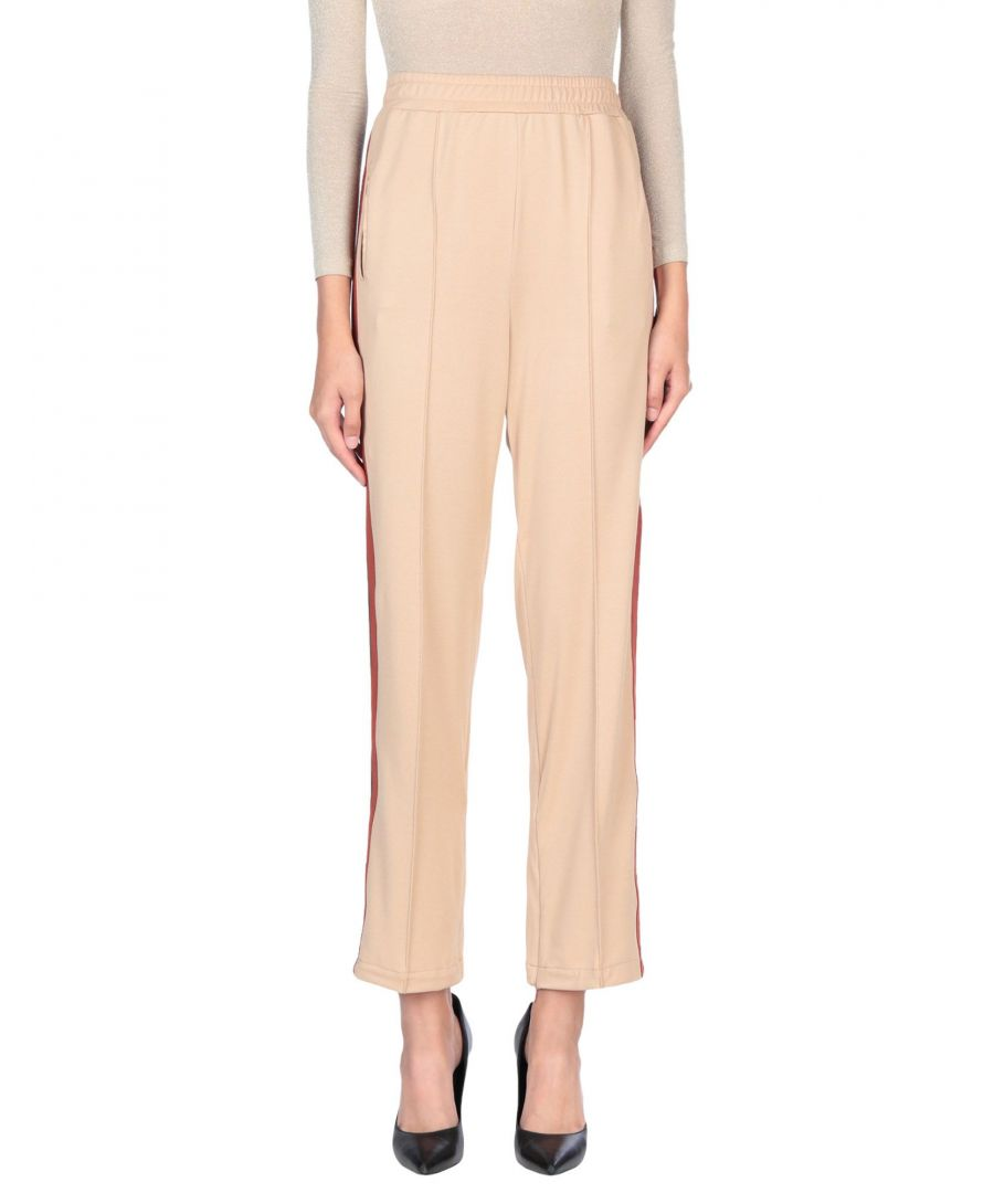 Image for Ganni Sand Trousers