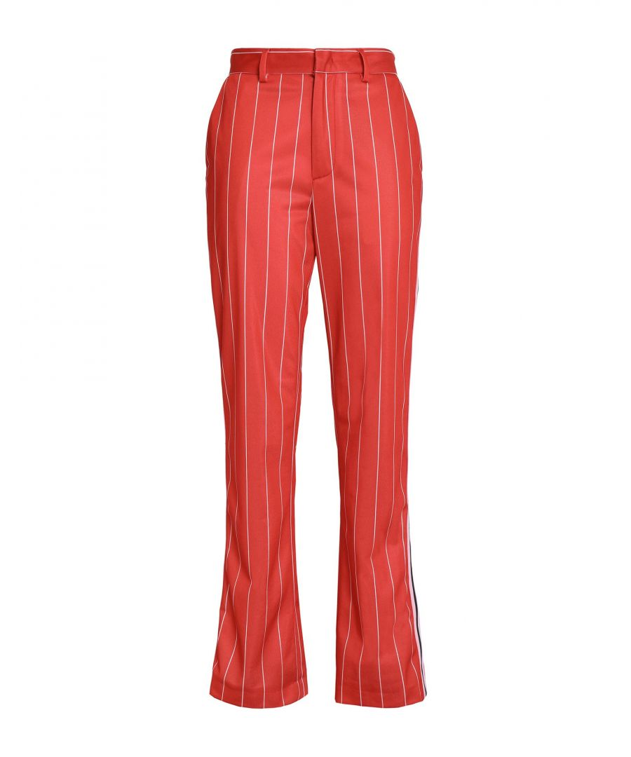 Image for TROUSERS Woman Msgm Pink Polyester