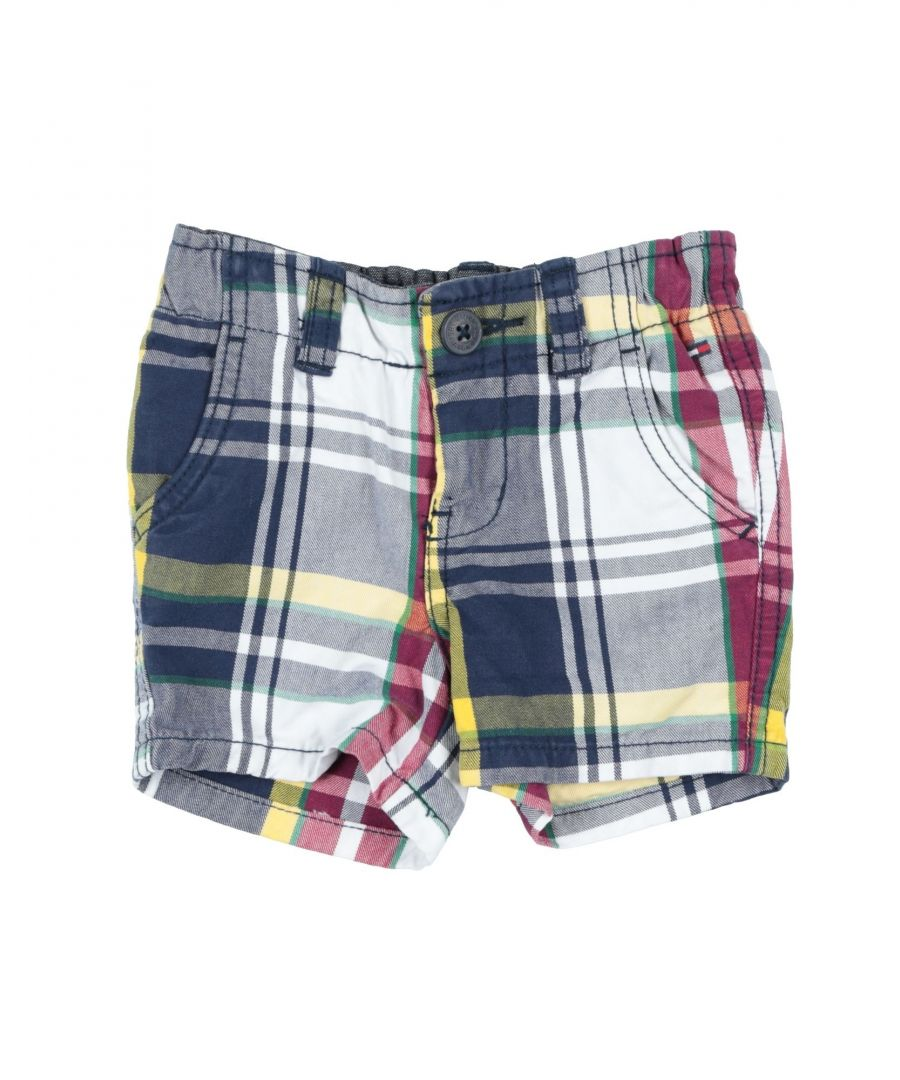 Image for Tommy Jeans Blue Boy Cotton Shorts