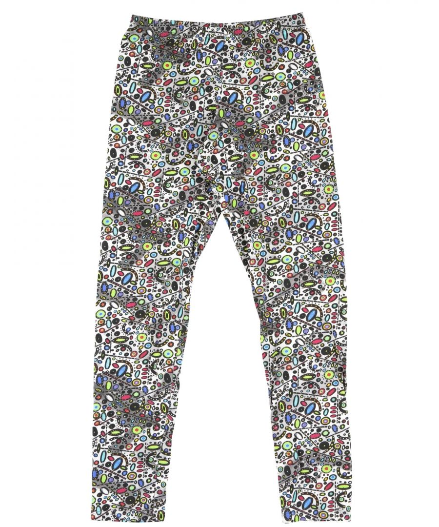 Image for Manila Grace Grey Girl Cotton Trousers