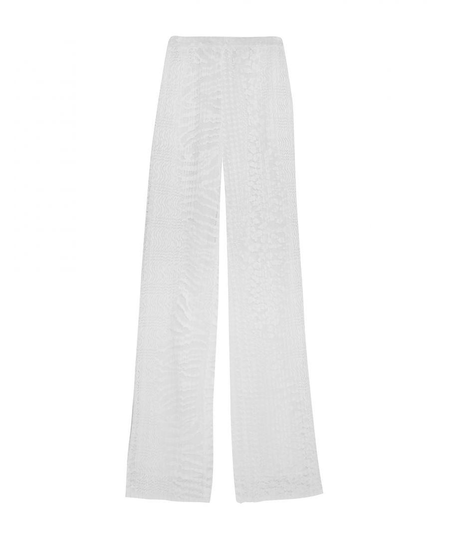 Image for Rebecca Vallance White Trousers