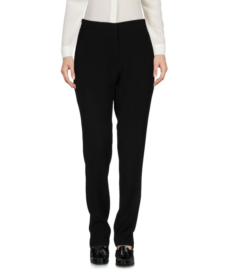 Image for TROUSERS Woman Christopher Kane Black Polyester