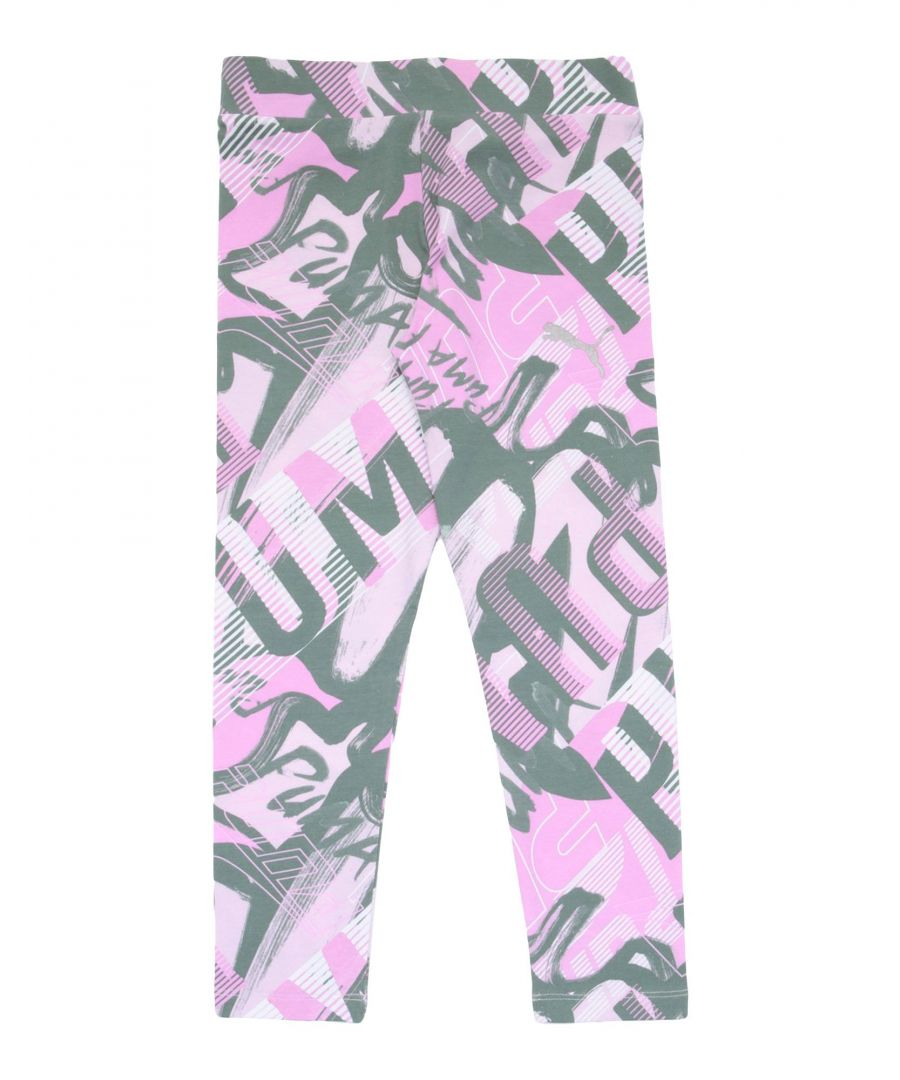 Image for TROUSERS Girl Puma Pink Cotton
