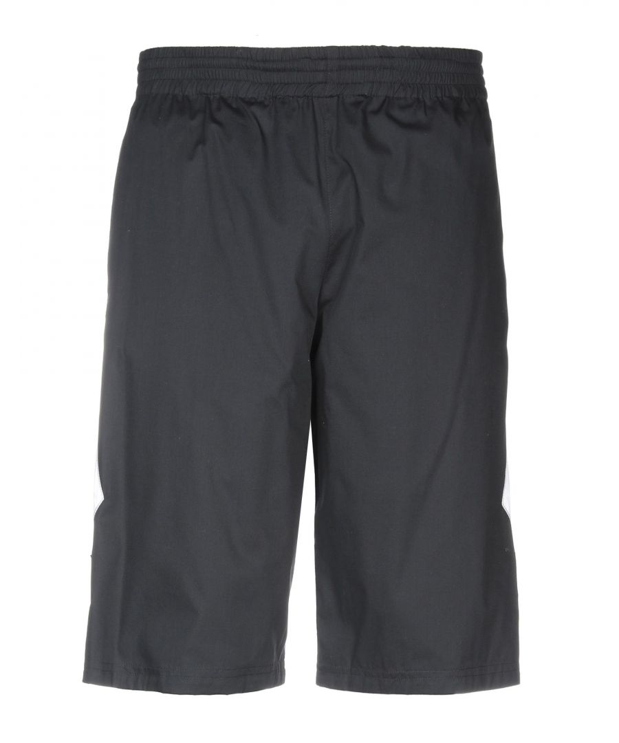 Image for Yoon Black Cotton Shorts