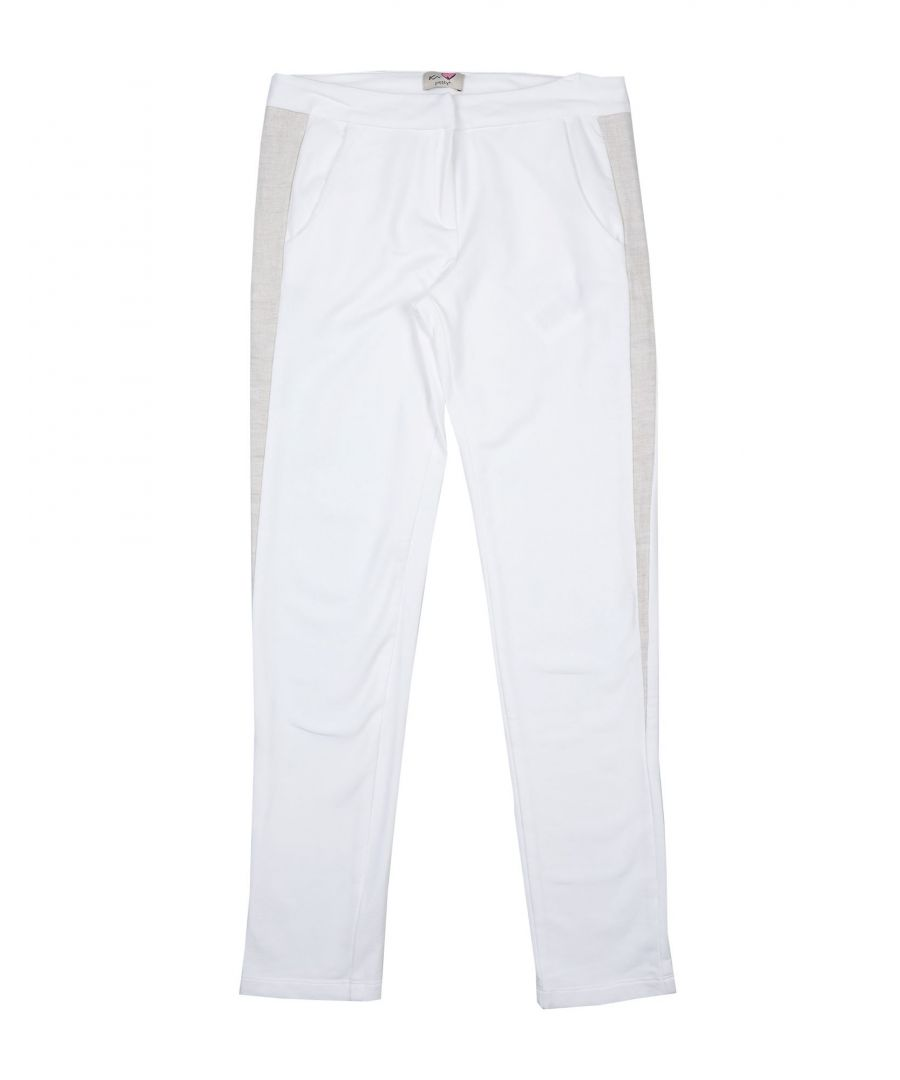 Image for TROUSERS Ki6? Pretty Ivory Girl Cotton