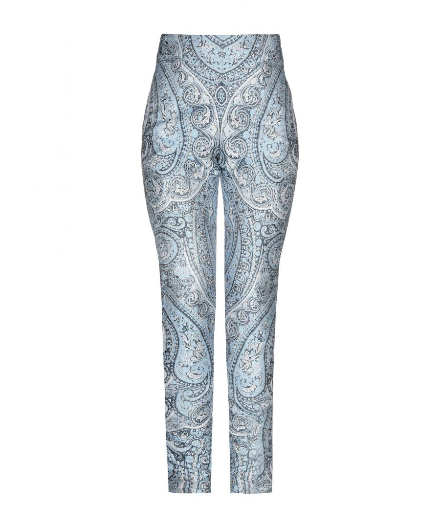 Image for Balmain Sky Blue Trousers
