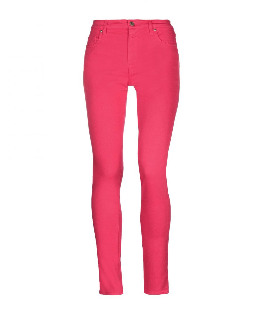 Image for TROUSERS Woman True Nyc® Fuchsia Cotton