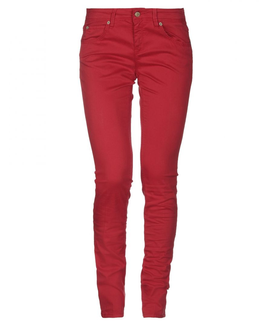 Image for TROUSERS Woman Meltin Pot Red Cotton