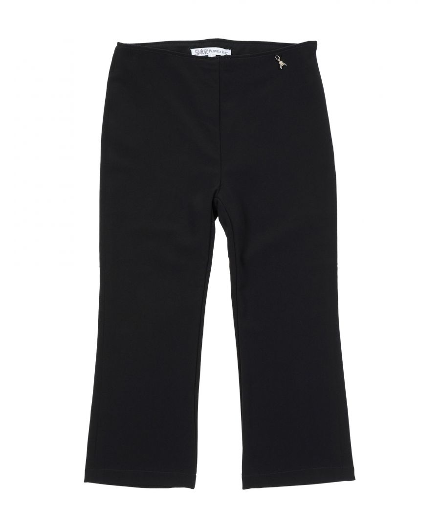 Image for TROUSERS Girl Patrizia Pepe Black Polyester