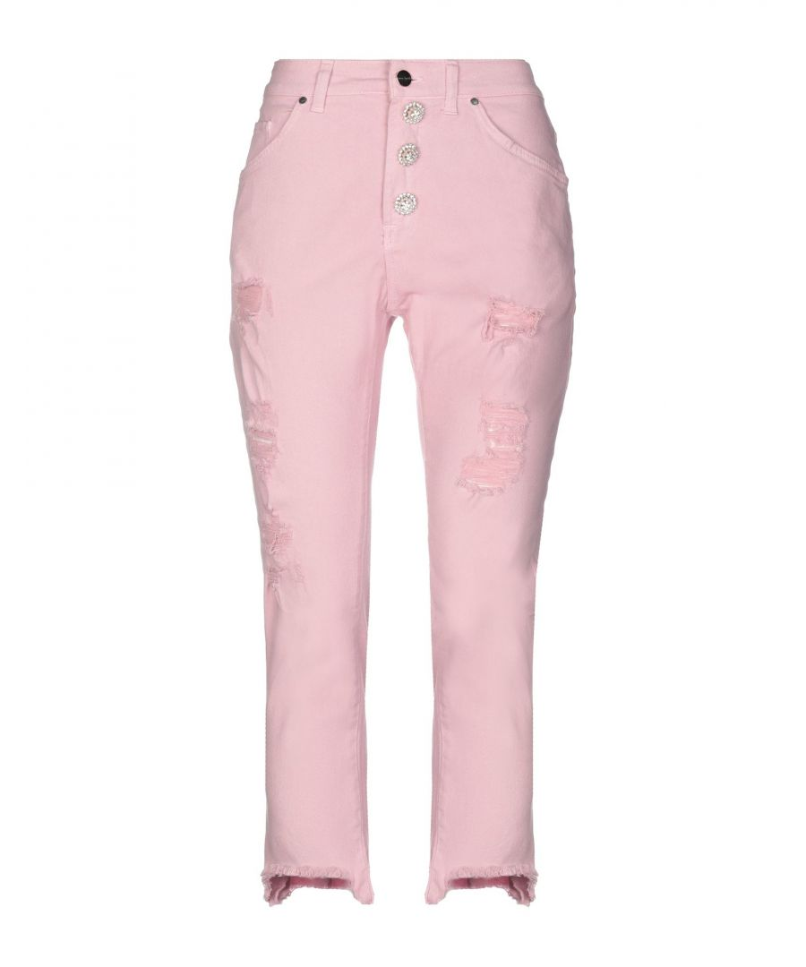 Image for TROUSERS Woman Nora Barth Pink Cotton
