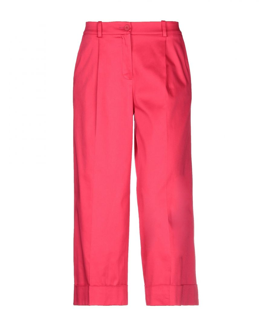 Image for Trousers Women's P.A.R.O.S.H. Fuchsia Cotton