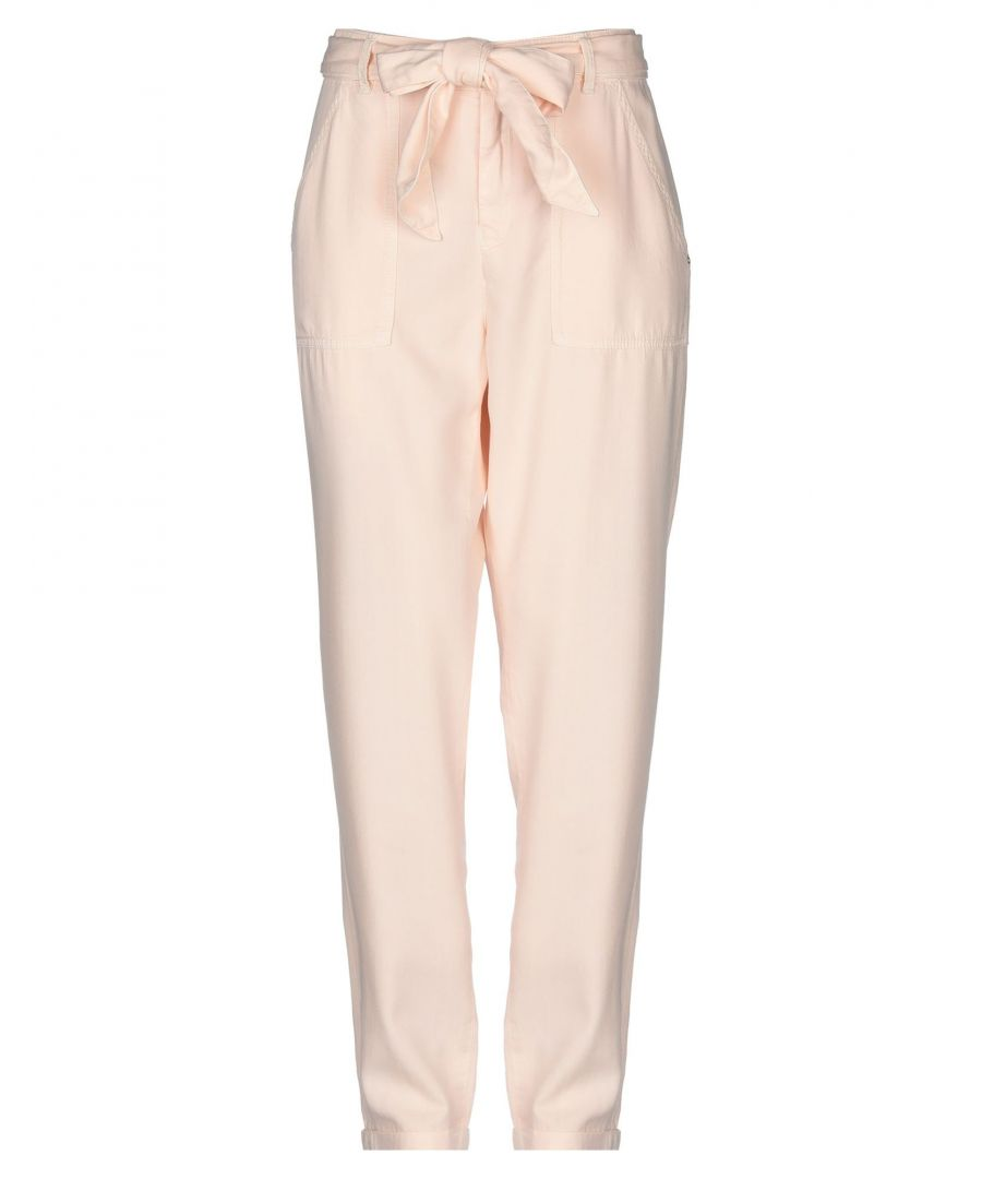 Image for TROUSERS Woman Gas Light pink Lyocell