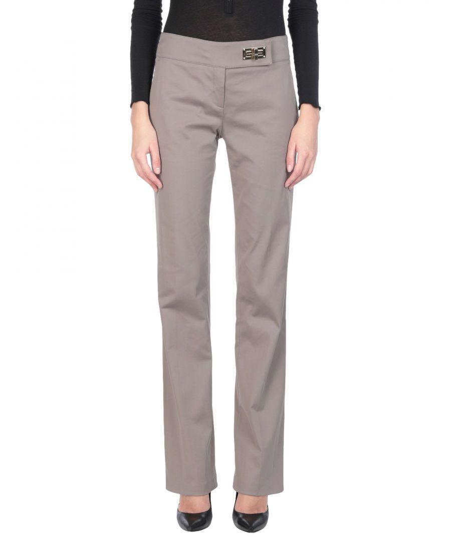 Image for Elisabetta Franchi Grey Trousers