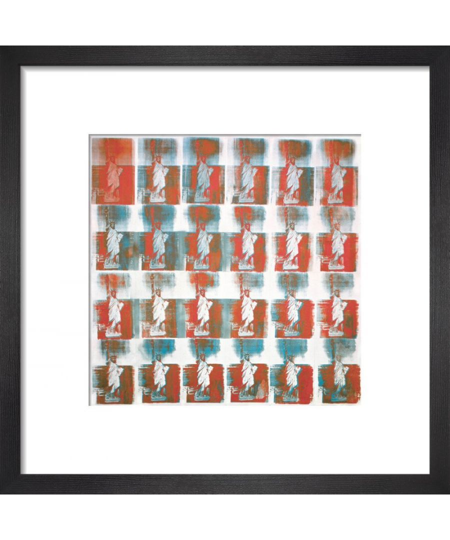Image for Statue of Liberty, 1963 Art print by Andy Warhol
